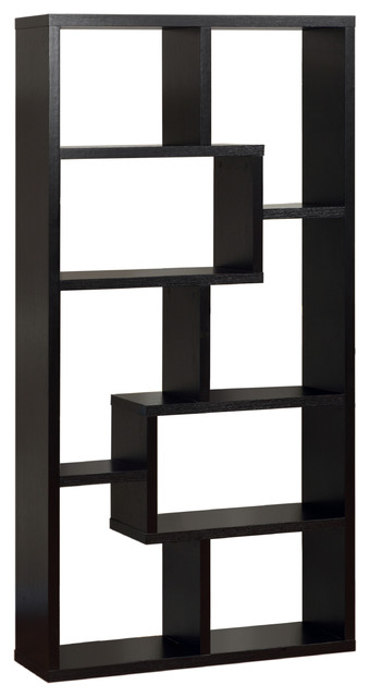 Braven Bookcase, Black.
