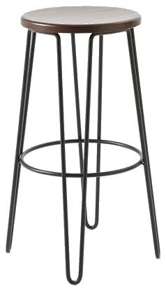 Nach Nach Hairpin Short Leg Stool Set Of 2 View In