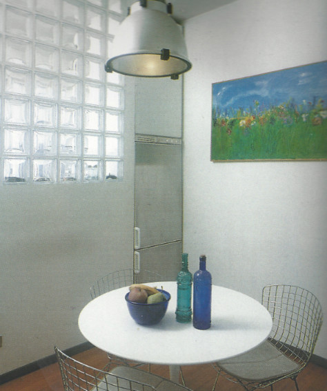 Appartamento a pianta aperta