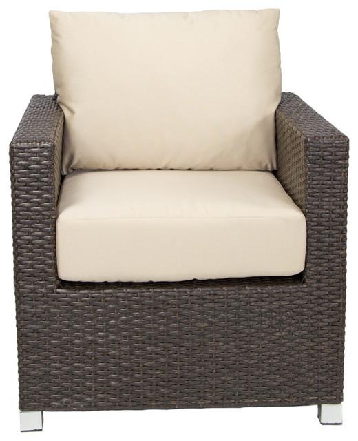 Patio Heaven Venice Club Chair With Sunbrella Cushions Gray Dove Outdoor L