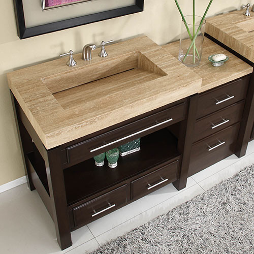 The Sink Is Included W/ The Vanity.