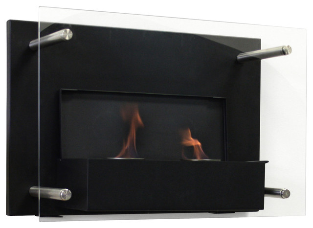 Gel Fuel Wall Mount Fireplace