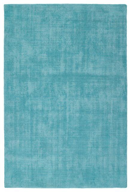Kaleen Handmade Lauderdale Polyester Rug, Spa, 9&x27;x12&x27;.