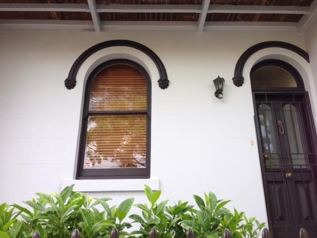 Exterior, Bondi Junction terrace