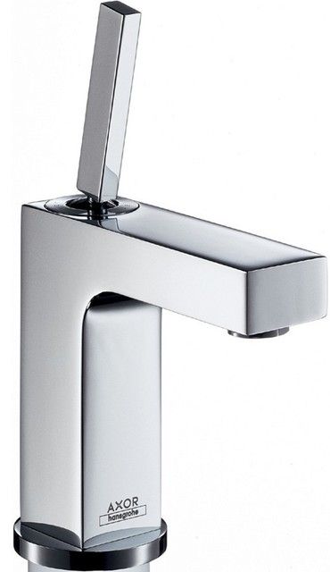 hansgrohe bathroom fixtures hansgrohe 39010001 axor citterio single faucet in 13079
