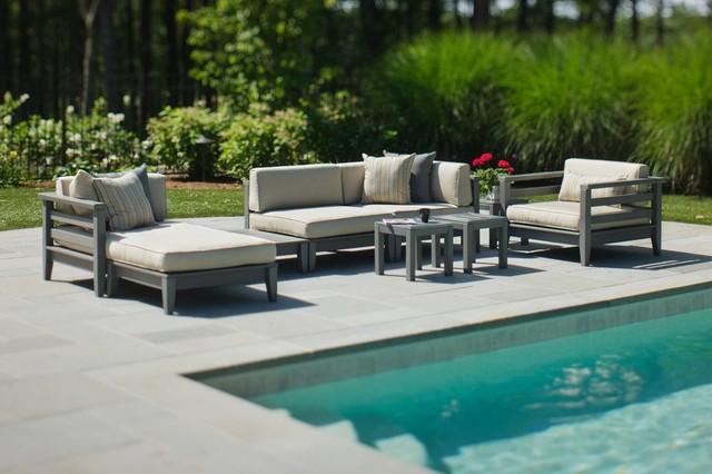 Seaside Casual Cambridge Sectional patio-furniture-and-outdoor-furniture - Seaside Casual Cambridge Sectional