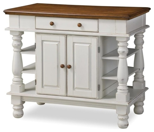 Vintage Traditional Kitchen Islands And Kitchen Carts by Home Styles Furniture