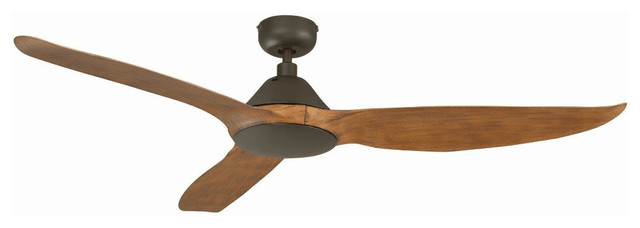"Miseno Mfan-2701 60"" Indoor Ceiling Fan, Oil Rubbed Bronze."