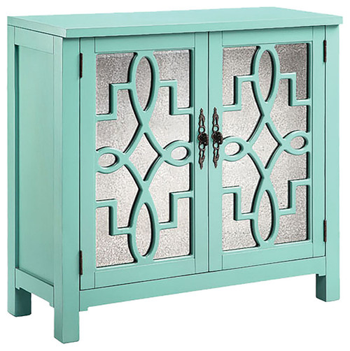 Laden Cabinet, Turquoise