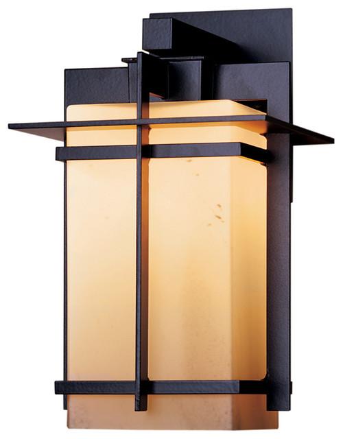 huge discount a58e7 696b9 Hubbardton Forge (306008) 1 Light Tourou Large Outdoor Sconce