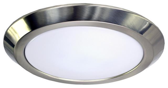 Homeselects 12 15 Watt Led Disk Light.