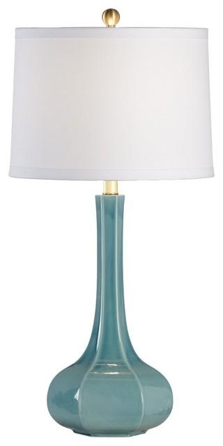 Table Lamp CHELSEA HOUSE 1-Light White Shade
