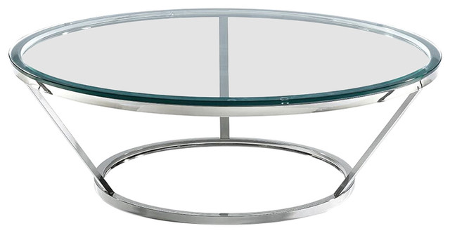 Costa Coffee Table Contemporary Coffee Tables By HedgeApple - Costa coffee table