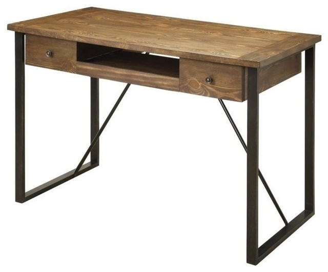 Shop Houzz Coasterfine Furniture Desks Industrial Style