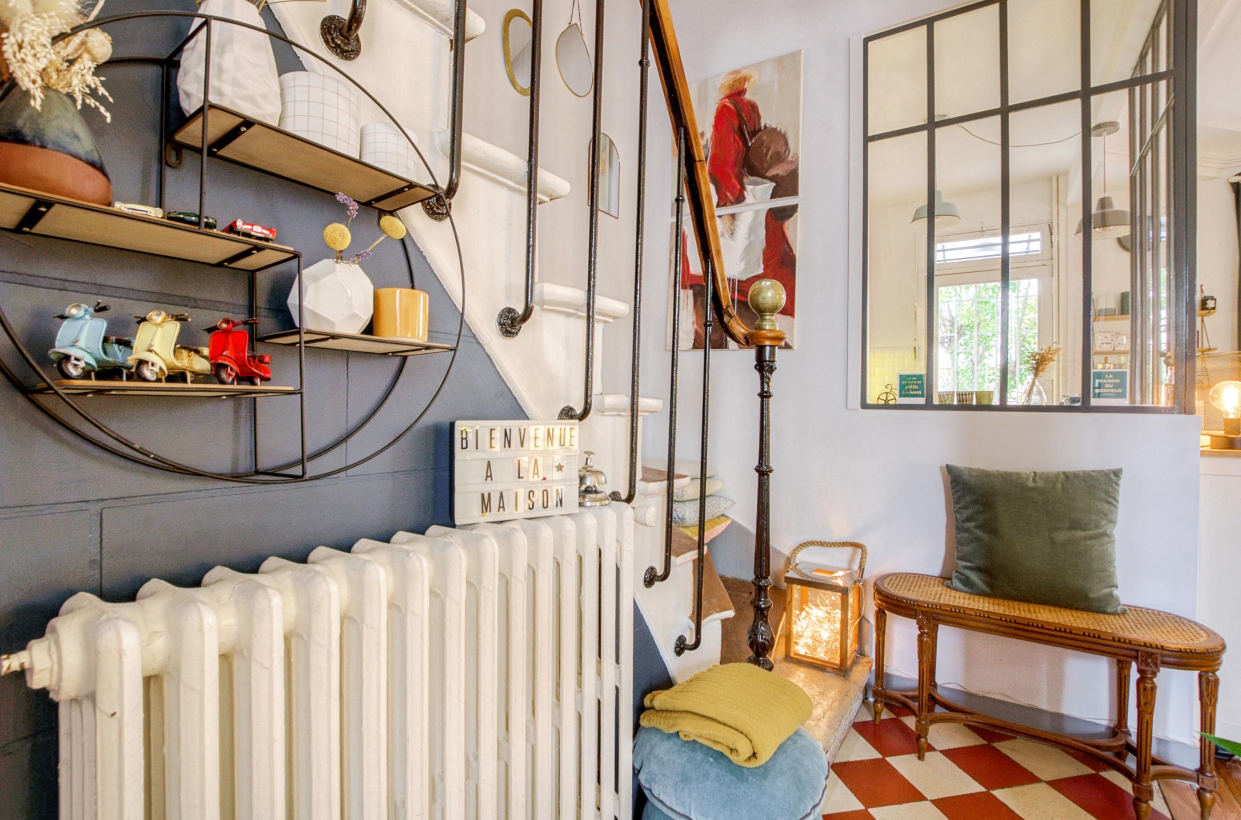 Rénovation d'une maison des années 30
