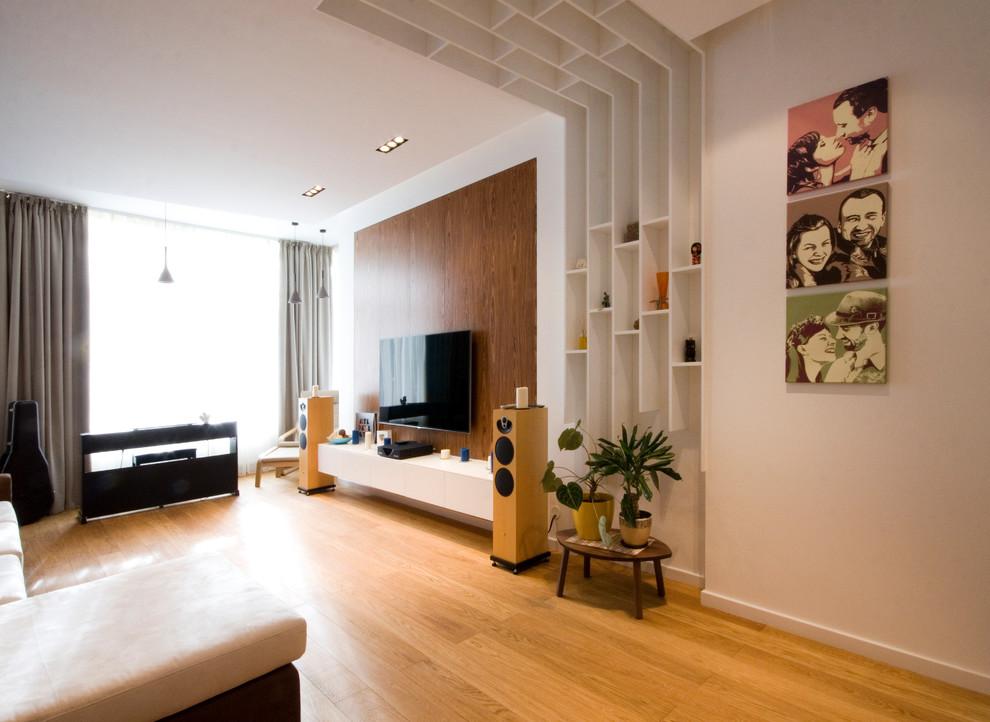 Новый формат декора квартиры: идея дизайна в стиле фьюжн