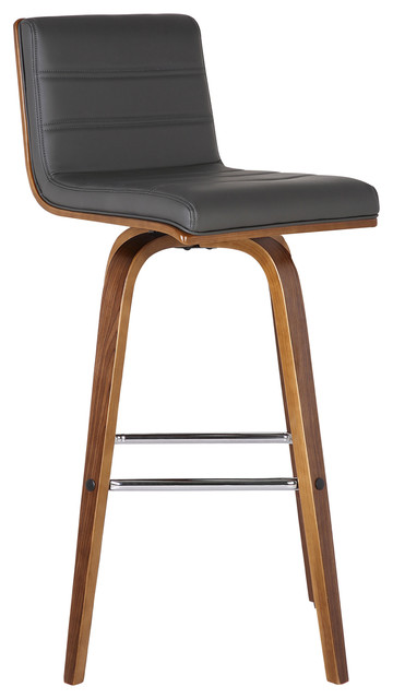 Vienna Contemporary Swivel Barstool Counter Height Gray scandinavian-bar- stools-and  sc 1 st  Houzz & Vienna Contemporary Swivel Barstool Counter Height - Scandinavian ... islam-shia.org
