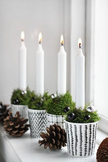 67 Adorable Scandinavian Christmas Home Decor Ideas