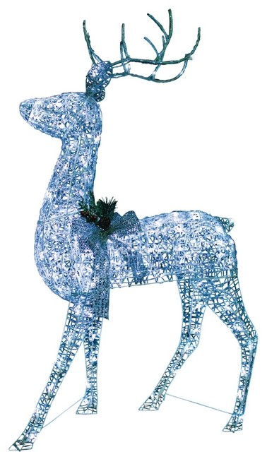 LED Deer Decoration Contemporary Outdoor Holiday Decorations