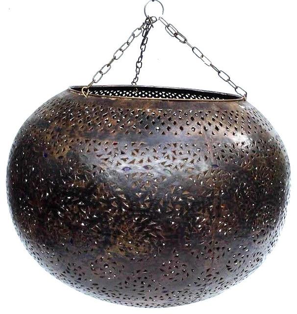 Moroccan Hanging Pendant Lantern