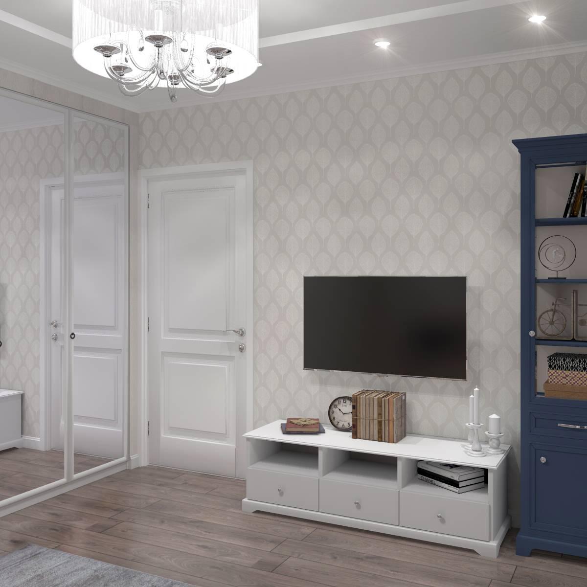 Проект квартиры г. Химки