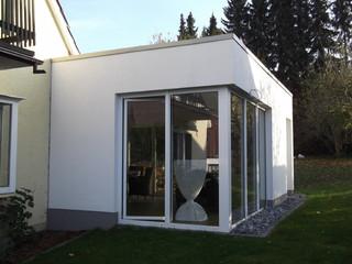 Moderner anbau an siedlungshaus modern sonstige von gabriele rotter architektur feng shui - Rotter armaturen ...