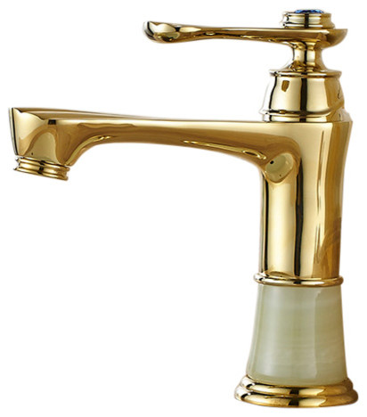 Gem Single Handle Bathroom Faucet