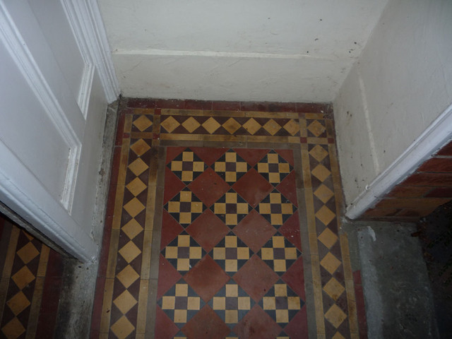 The Vintage Floor Tile Company Launch - Traditional ...