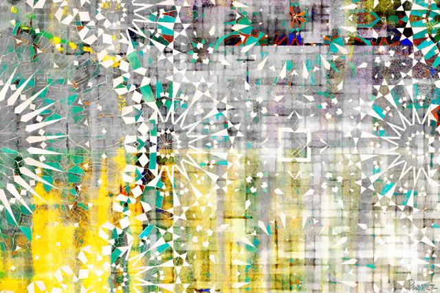 """agadir"" Fine Art Canvas Print, 18""x12""."