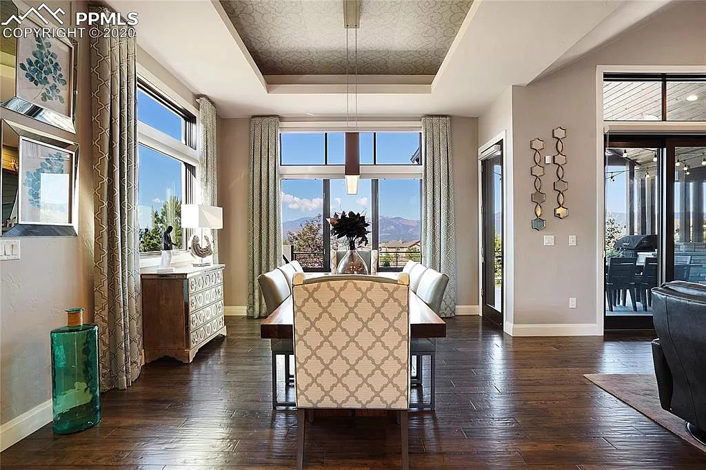 Colorado Springs Parade of Homes - Urban Grey