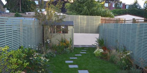 Small Garden Transformation