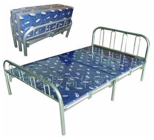 bed with full guest size folding stylish