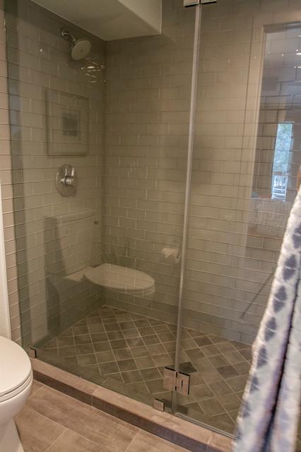 marina del rey loft industrial bathroom los angeles. Black Bedroom Furniture Sets. Home Design Ideas