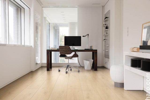 haro laminat gran via eiche veneto sand minimalistisch. Black Bedroom Furniture Sets. Home Design Ideas