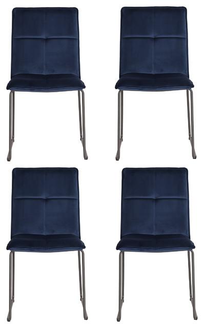 Soren Dining Chair, Blue