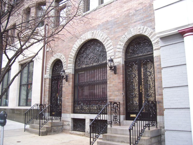 Wrought Iron Railings Window Guards And Security Doors