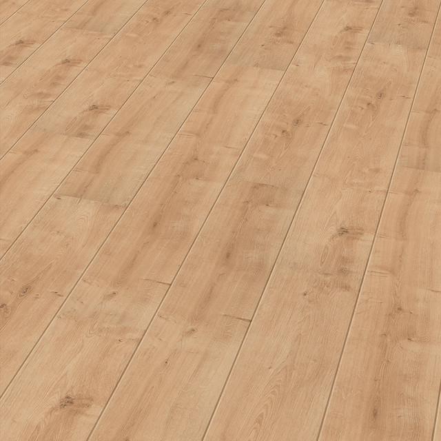 Contour Bevel Diamond Oak Sample Contemporary Laminate