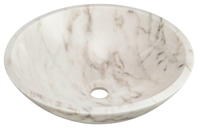 Mr Direct Sinks And Faucets Granite Vessel Sink White 16 5 Bathroom
