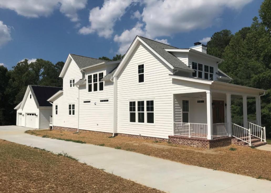Custom Home Builds