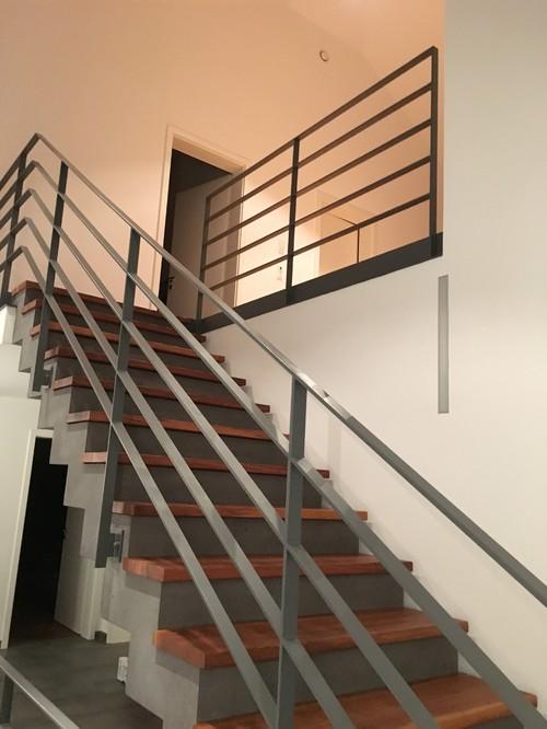 Treppengeländer Verkleiden treppengeländer galerie