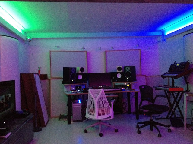 Marvelous To Recording Studio Conversion Los Angeles Ca Largest Home Design Picture Inspirations Pitcheantrous