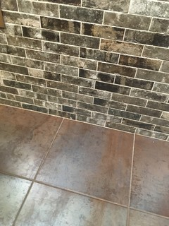 Tile Floor & Walls