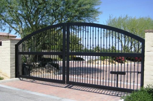 Metalwork: Vehicle Entry Gates