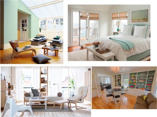 Besoin de conseils pour le choix des couleurs salon - Couleur pour le salon ...