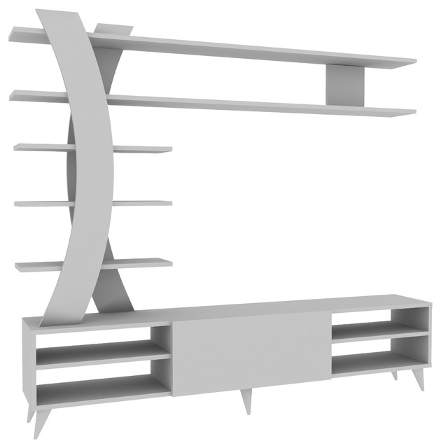 """New Yorker 71"""" TV Stand"""
