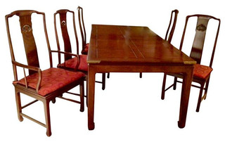 Henredon Pan Asian Dining Room Set - Best Dining Room