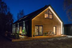 Makalös renovering: Slitet 60tals-hus fick nytt liv och stil