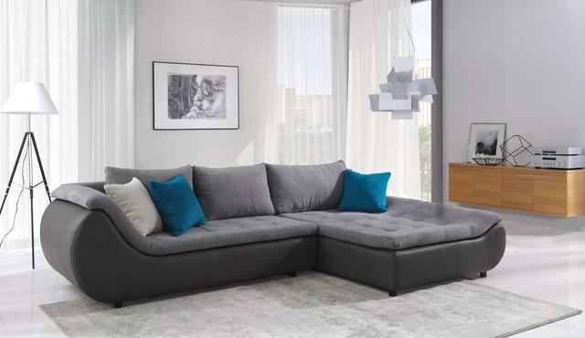 Prato Sectional Sofa Sleeper - $2875.58 - Modern - New York ...