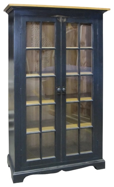 Curio Cabinet - Traditional - China Cabinets And Hutches - by Camlen Furniture