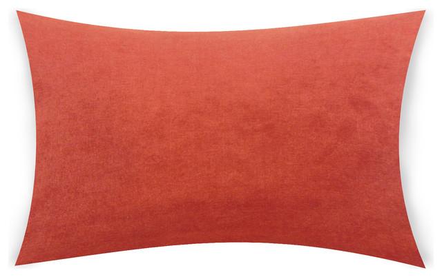 """Nicolas Lumbar Throw Pillow, 18""""x12""""."""